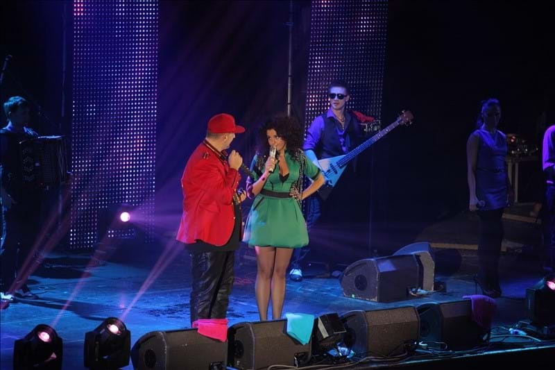 2012.03.31 - Potap and Nastya - Arena Moscow