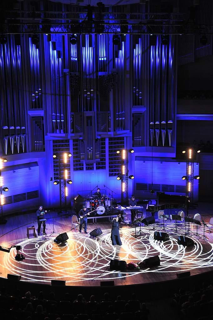 2013.11.30 - Sevara - Moscow International House of Music