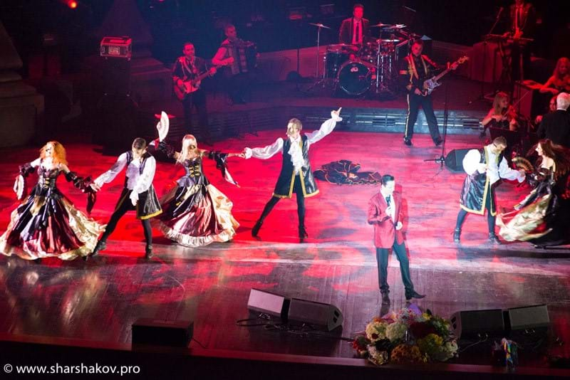 2014.03.07 - Vitas - Crocus City Hall
