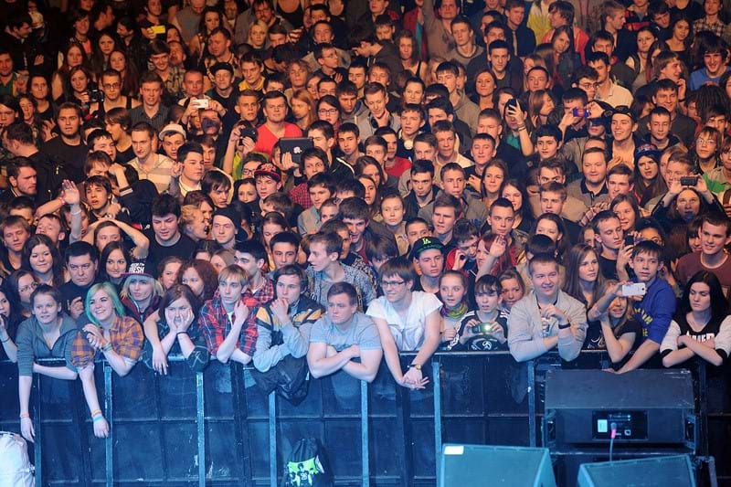 2014.03.28 - Deuce - Arena Moscow