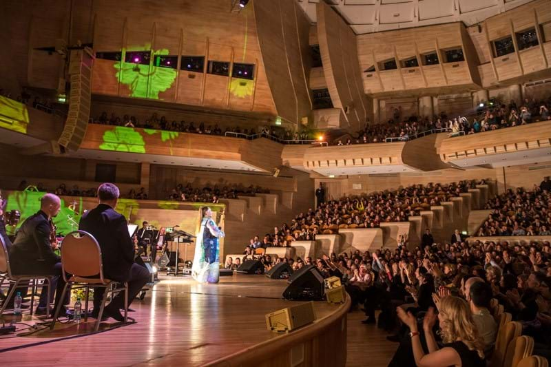 2014.03.28+29 - Nino Katamadze & Insight - Moscow International House of Music