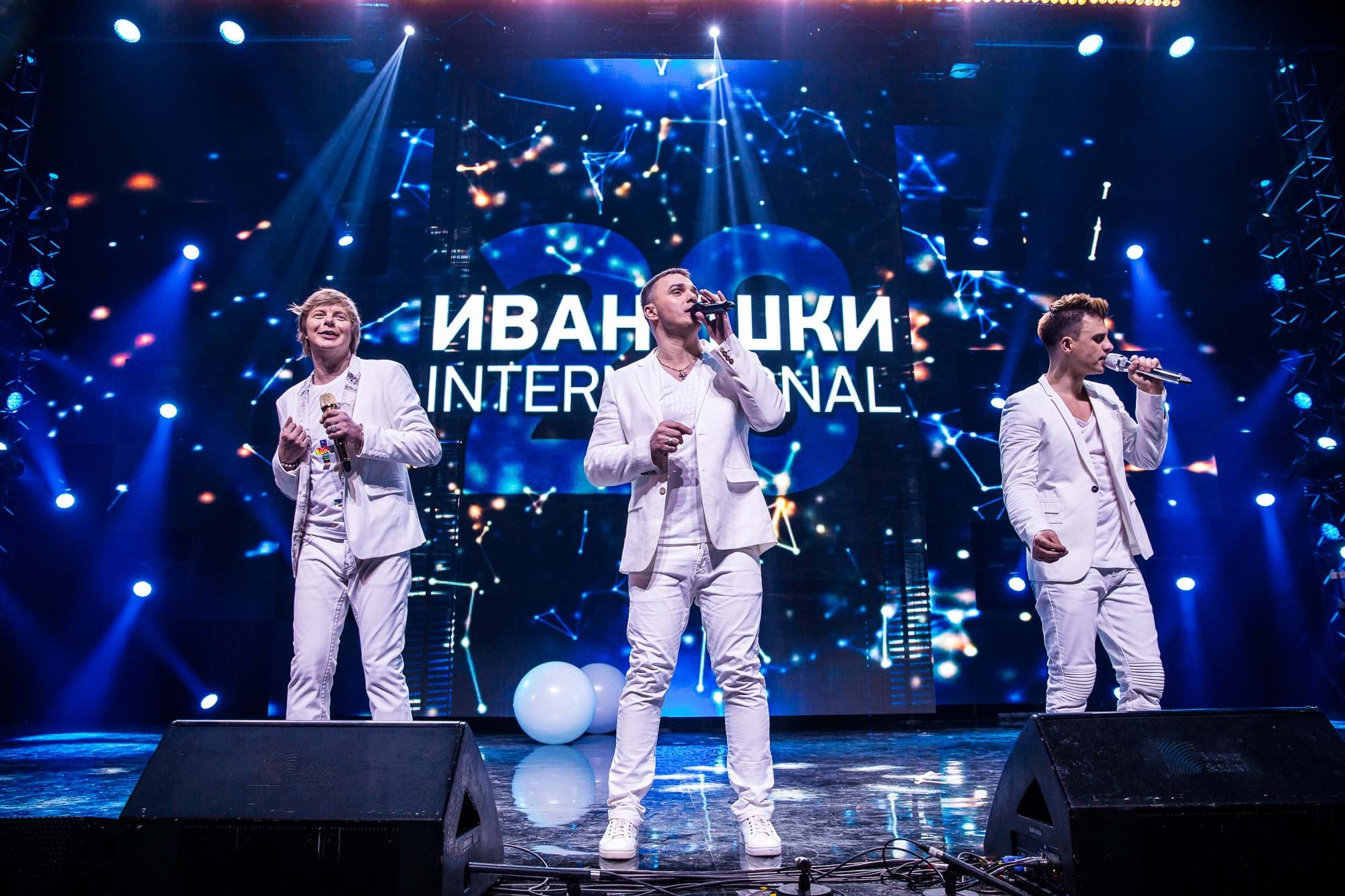 2015.11.27 - Иванушки International - Crocus City Hall